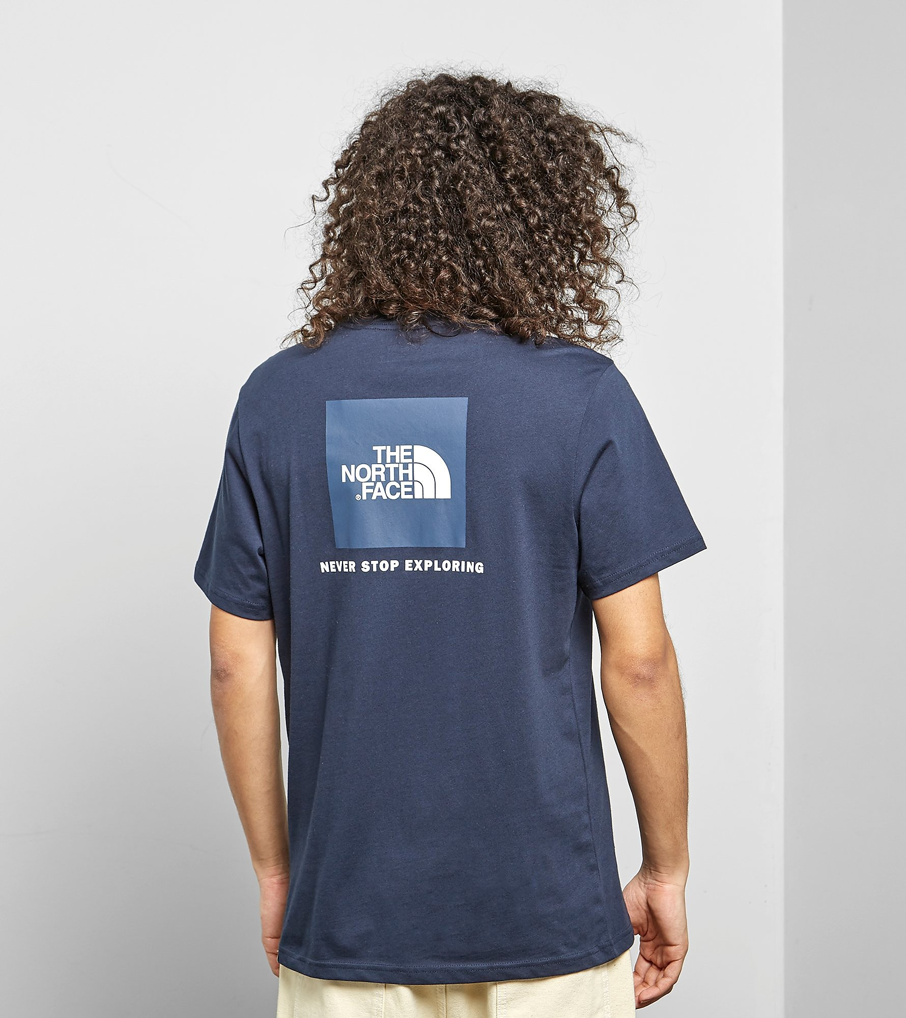 The North Face Red Box T-Shirt, azul