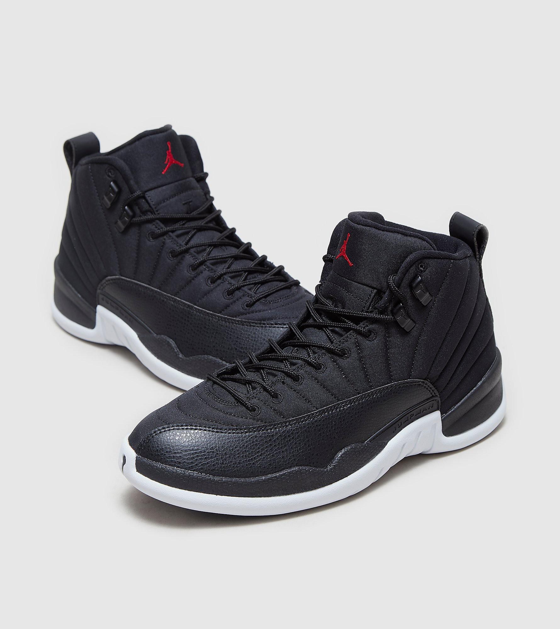 Jordan Air Retro 12 'Black'