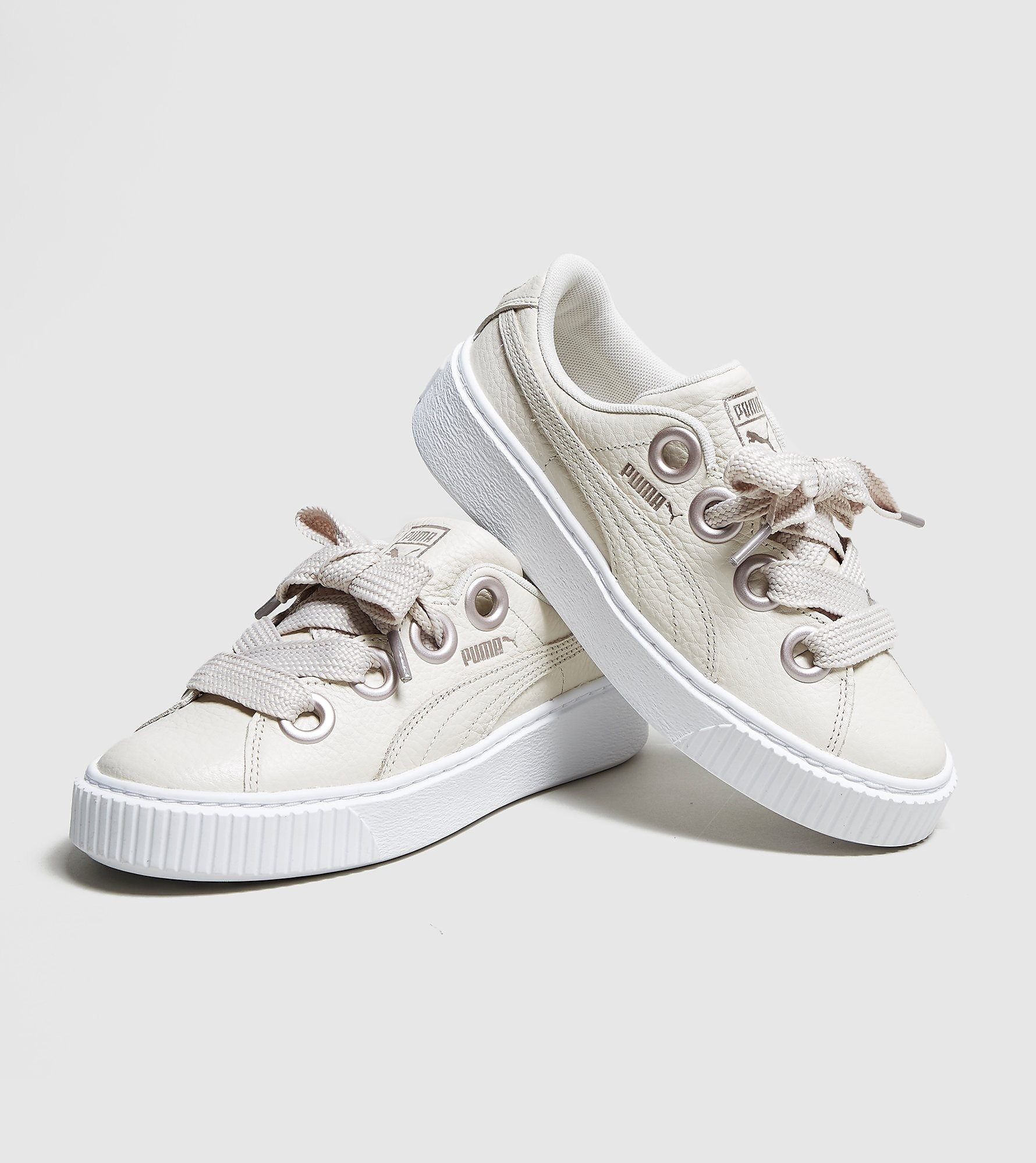 PUMA Basket Kiss Platform Women's