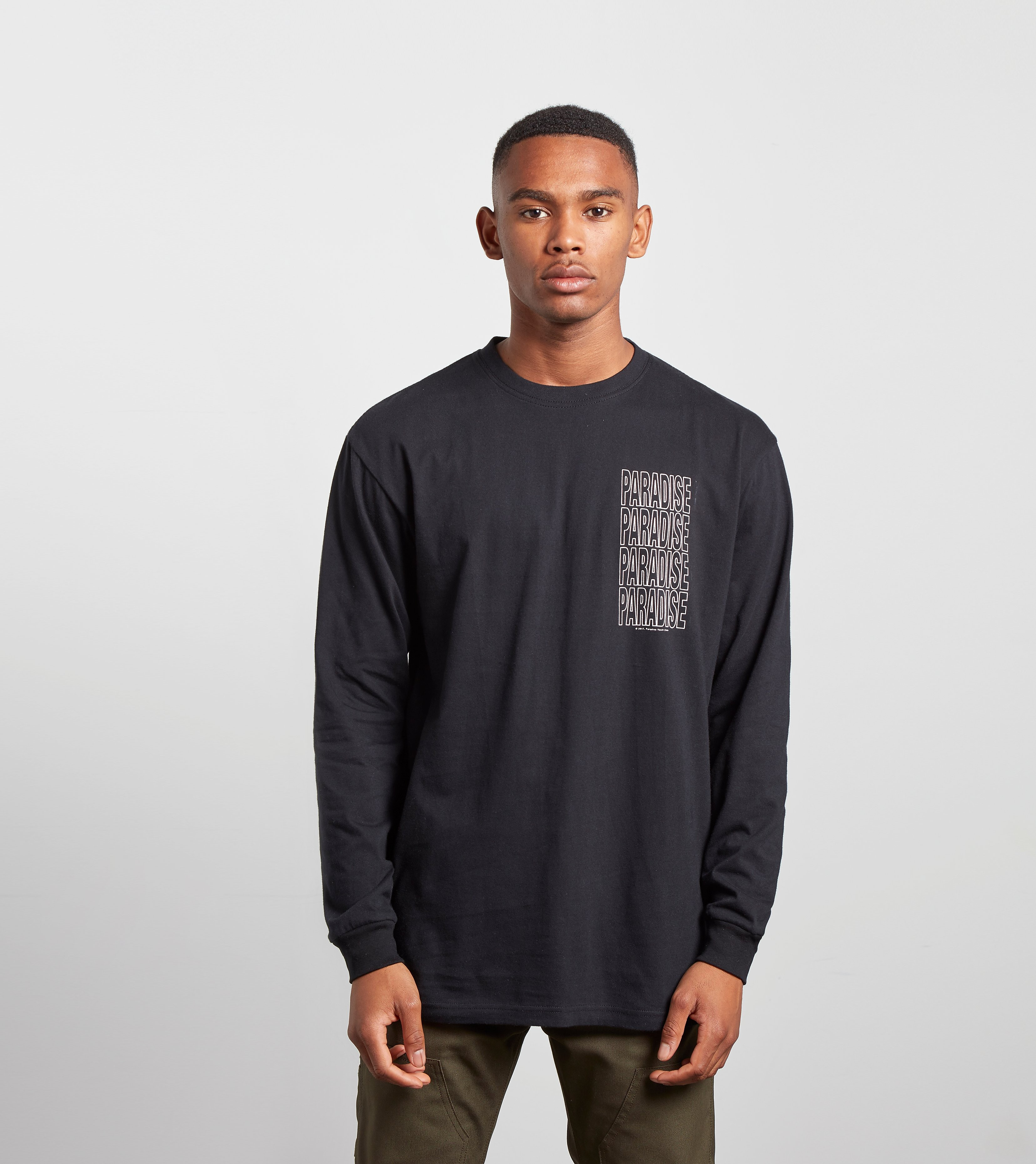 Paradise Youth Club Long Sleeved Doomsday T-Shirt