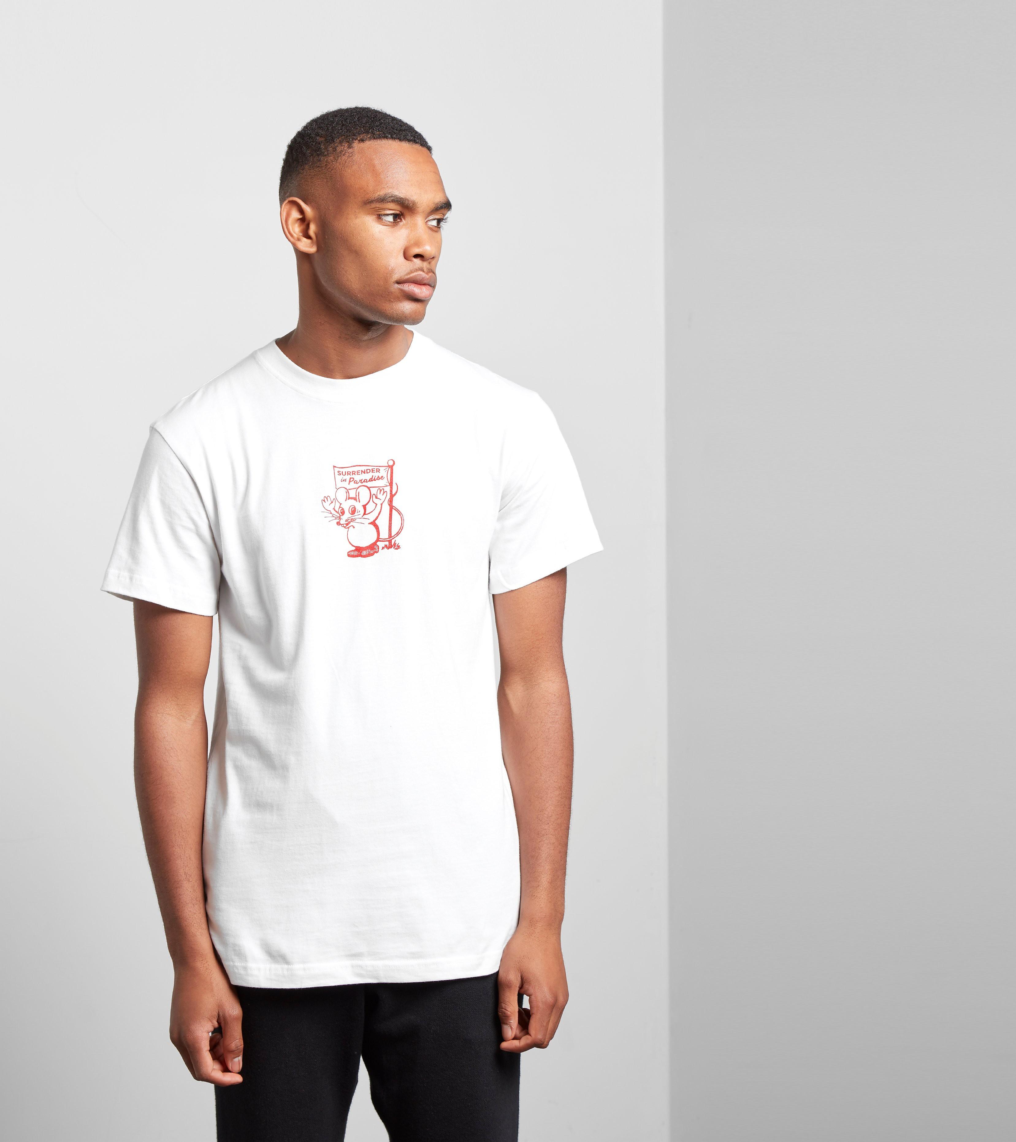 Paradise Youth Club Surrender T-Shirt, White