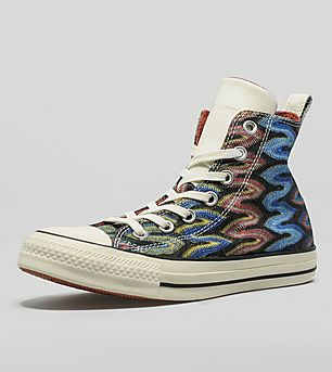 Converse x Missoni Chuck Taylor All Star Hi Women's