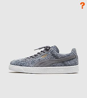 PUMA Suede Wooly - size? Exclusive