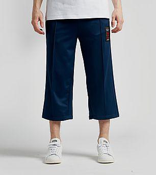adidas Originals Budo Wide Leg Cropped Pants