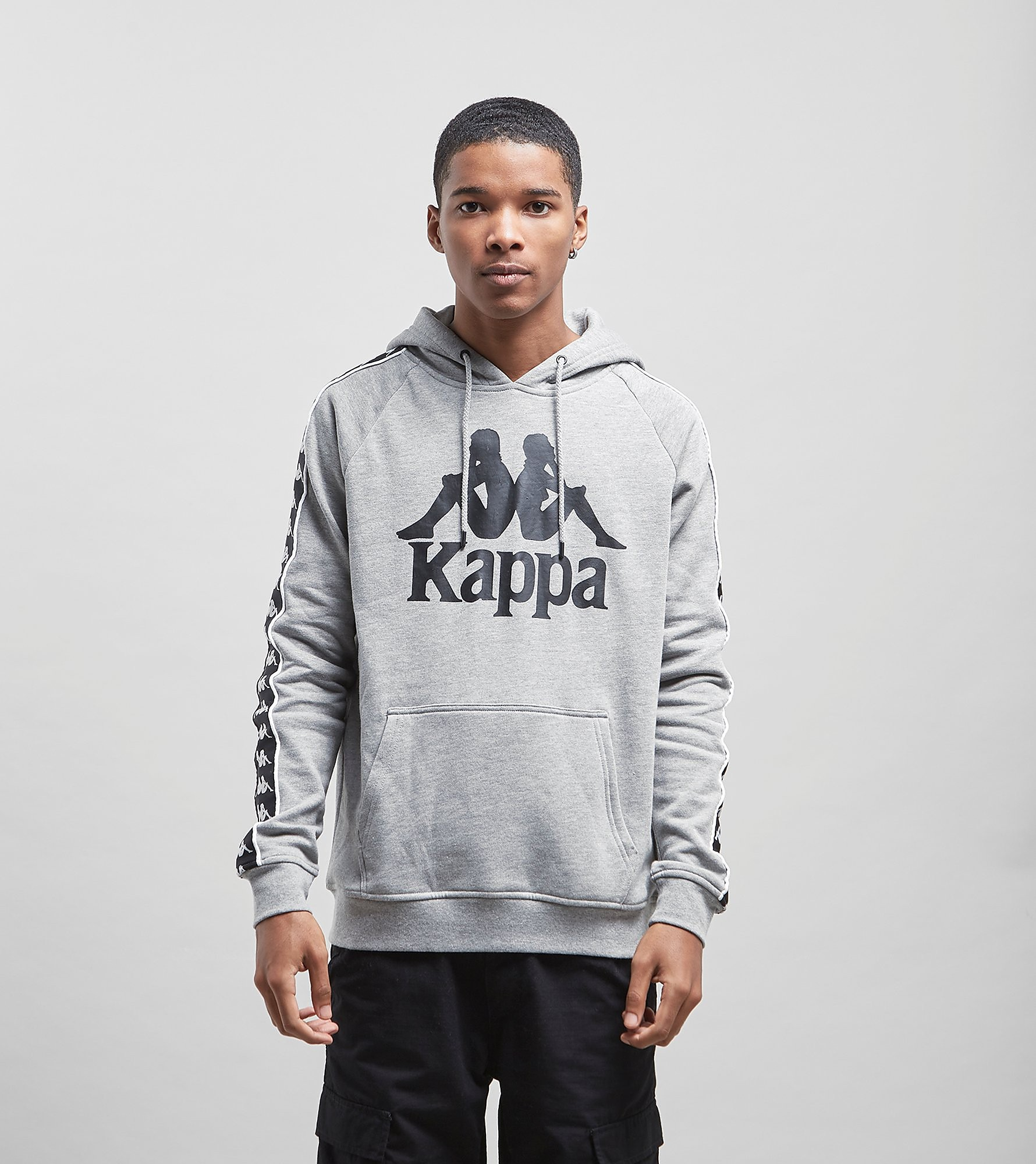 Kappa Authentic Hurtado Tape Hoodie