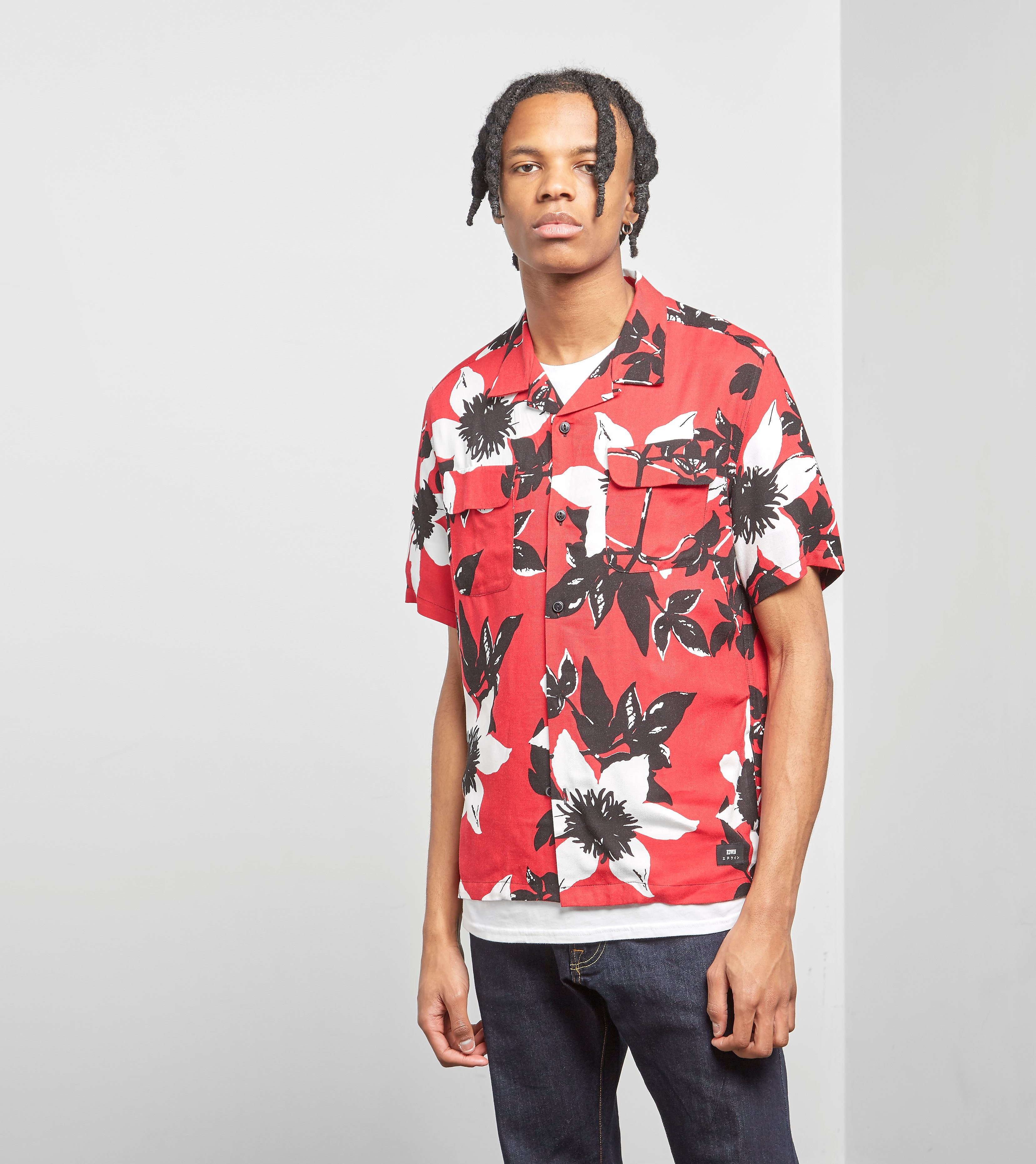 Edwin Garage Floral Shirt