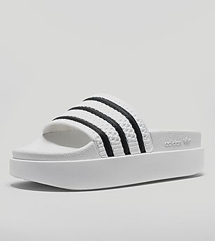 adidas Originals Adilette Bold Sliders Women's