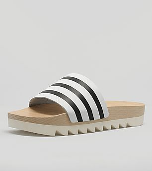 adidas Originals Adilette Wood Women's