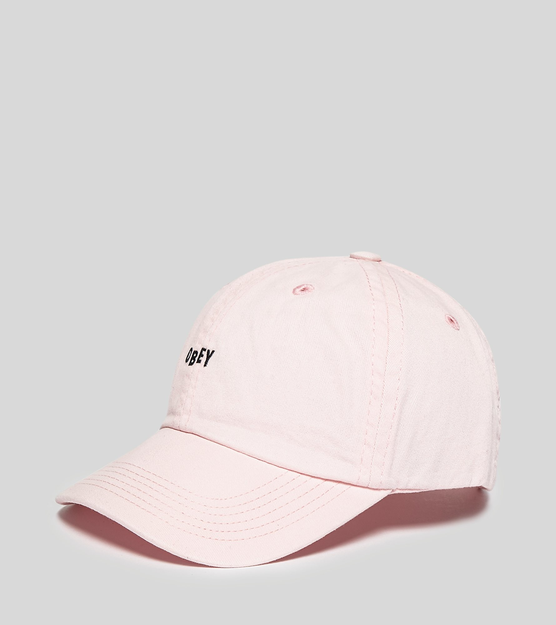 Obey Jumbled Bar 6 Panel Cap