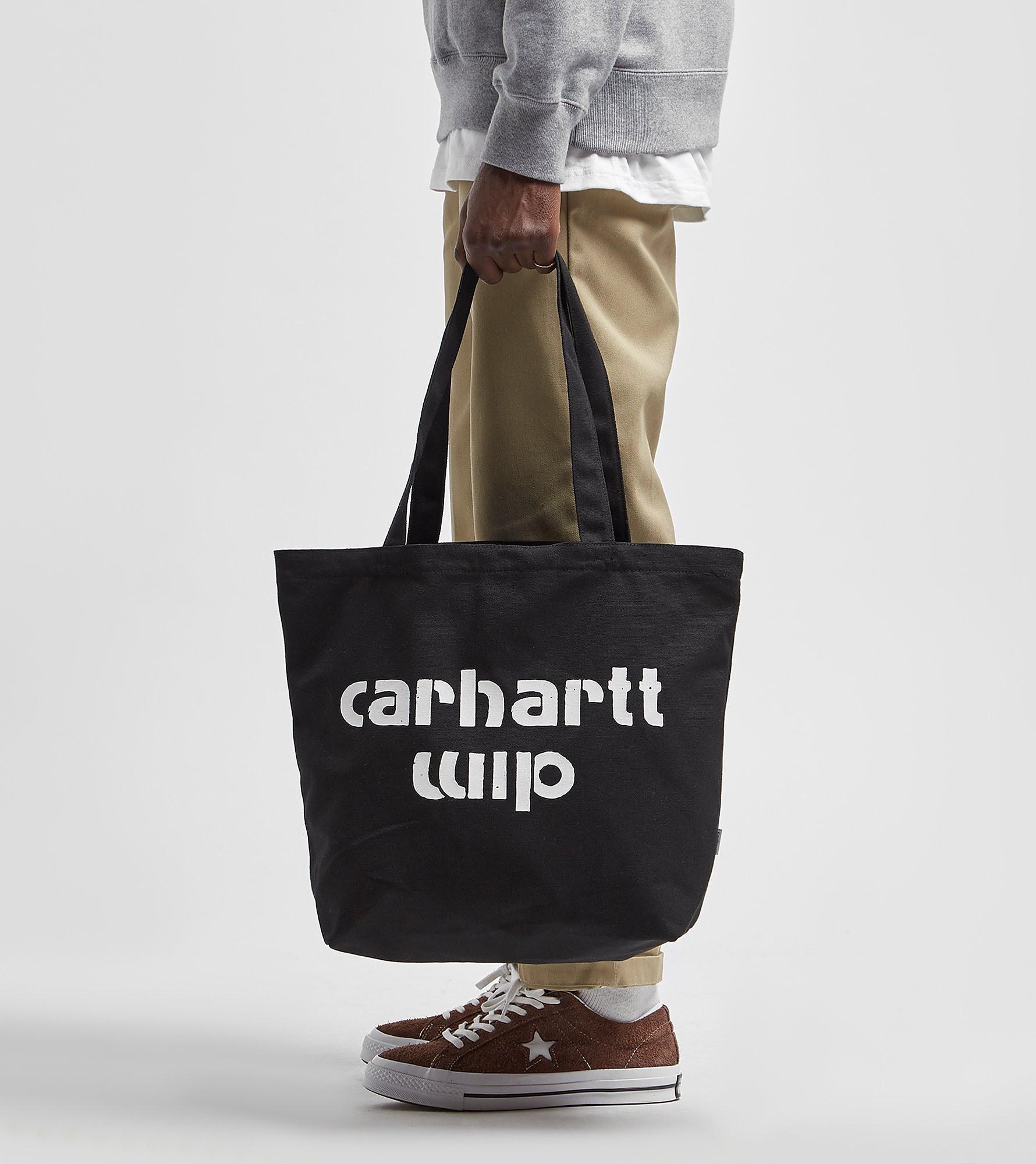 Carhartt WIP Tote Bag Bronc