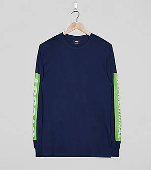 Stussy Long Sleeved Internationalist T-Shirt