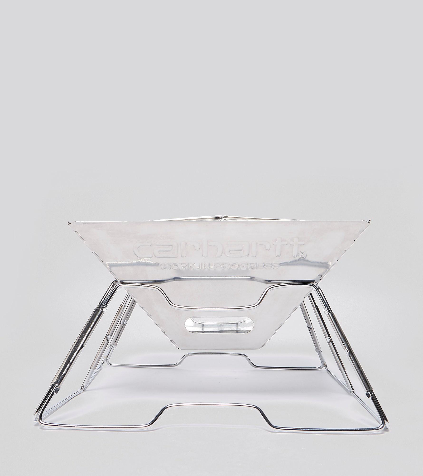 Carhartt WIP Portable Silver BBQ