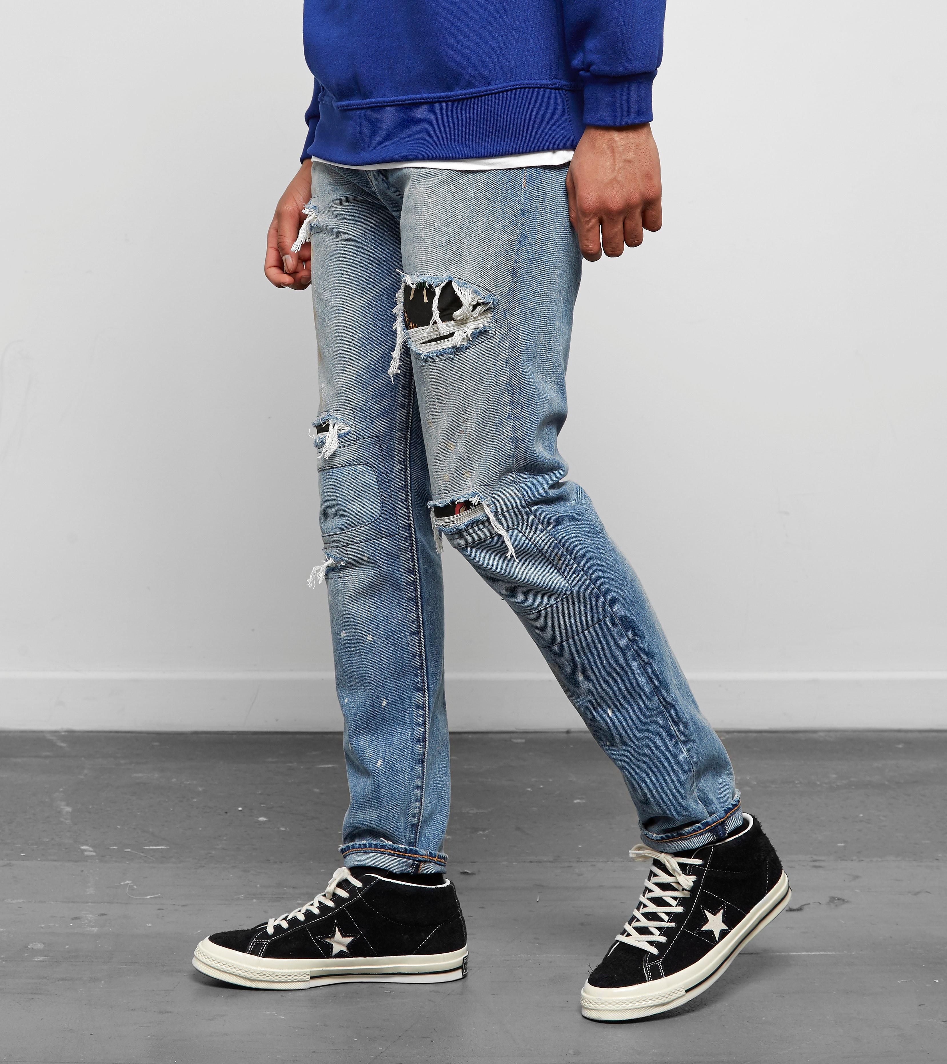 Levis 512 Slim Tapered Warp Jeans