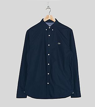 Lacoste L!VE Long-Sleeved Classic Shirt