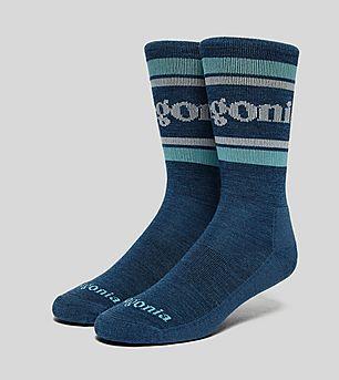 Patagonia Logo Socks