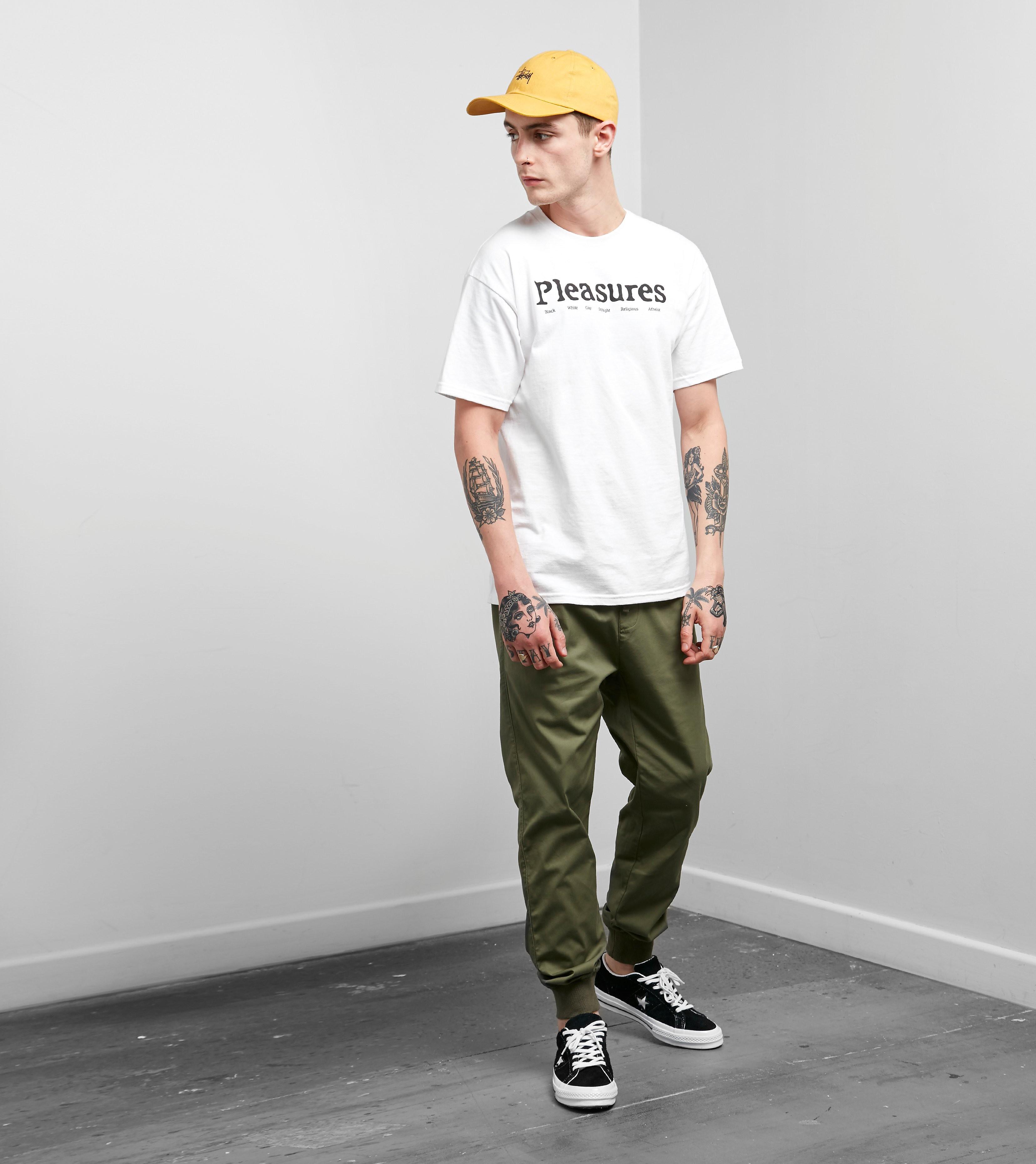 PLEASURES Bone T-Shirt