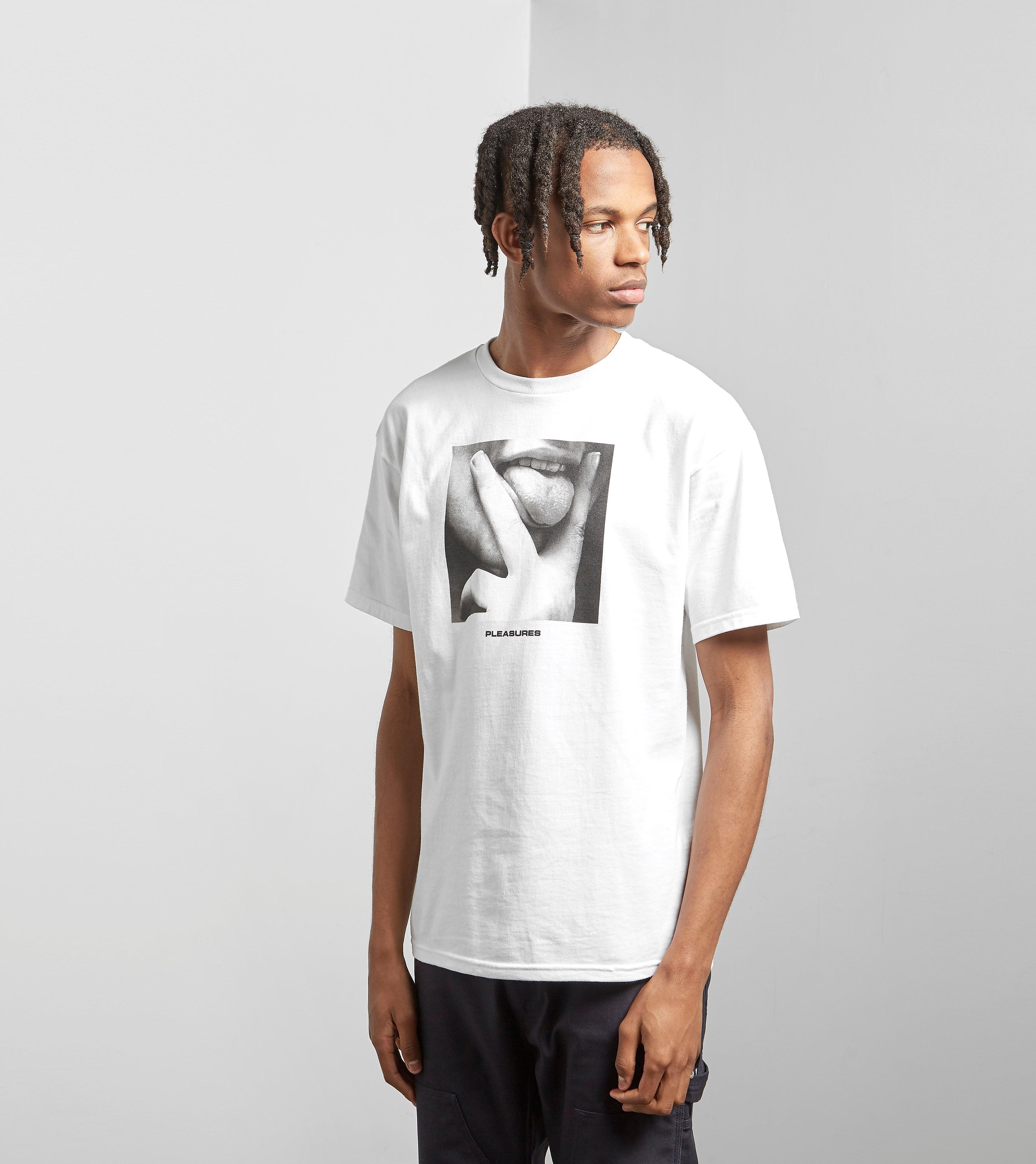 PLEASURES Lick T-Shirt