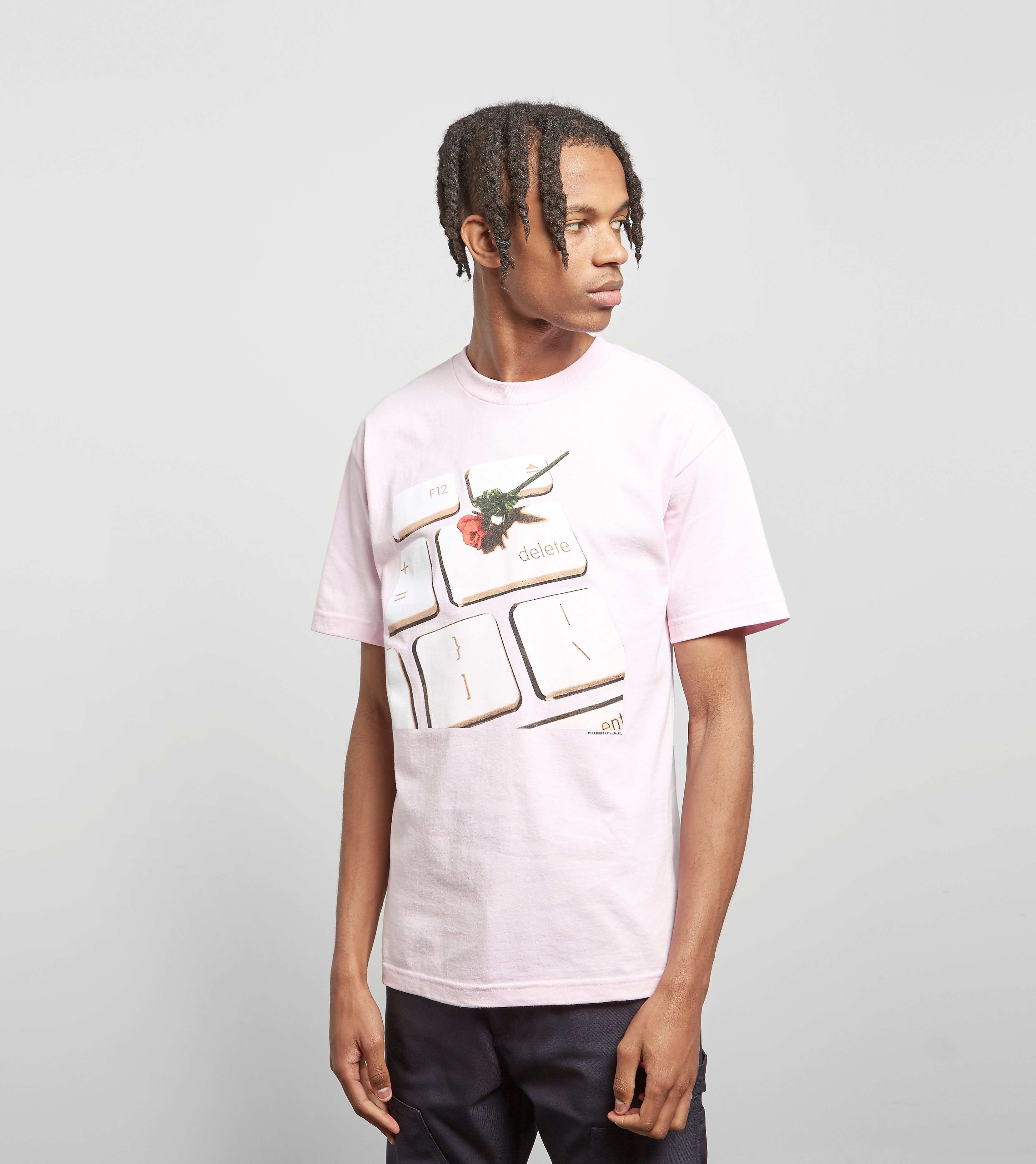 PLEASURES Delete T-Shirt