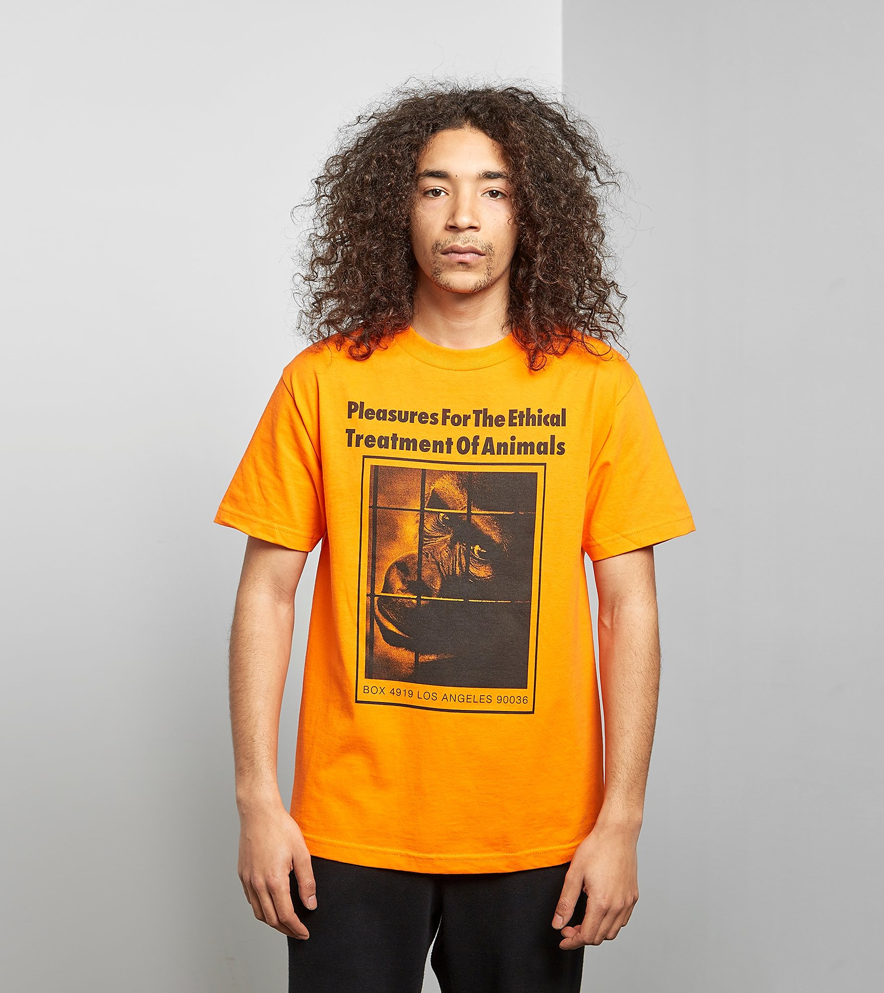 PLEASURES Animals T-Shirt