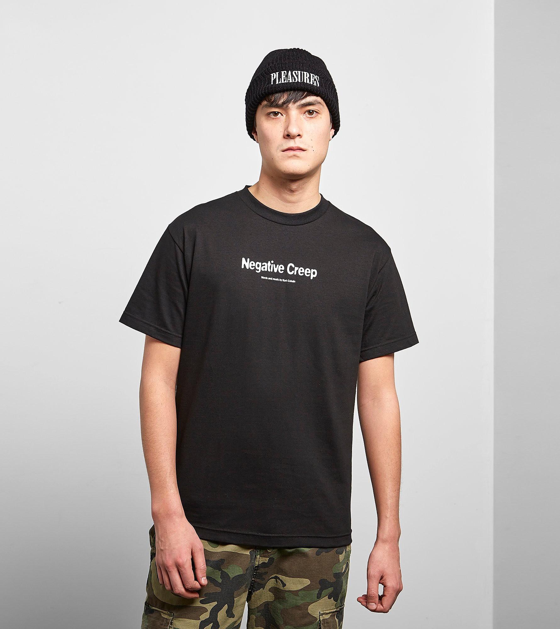 PLEASURES Sheet Music T-Shirt
