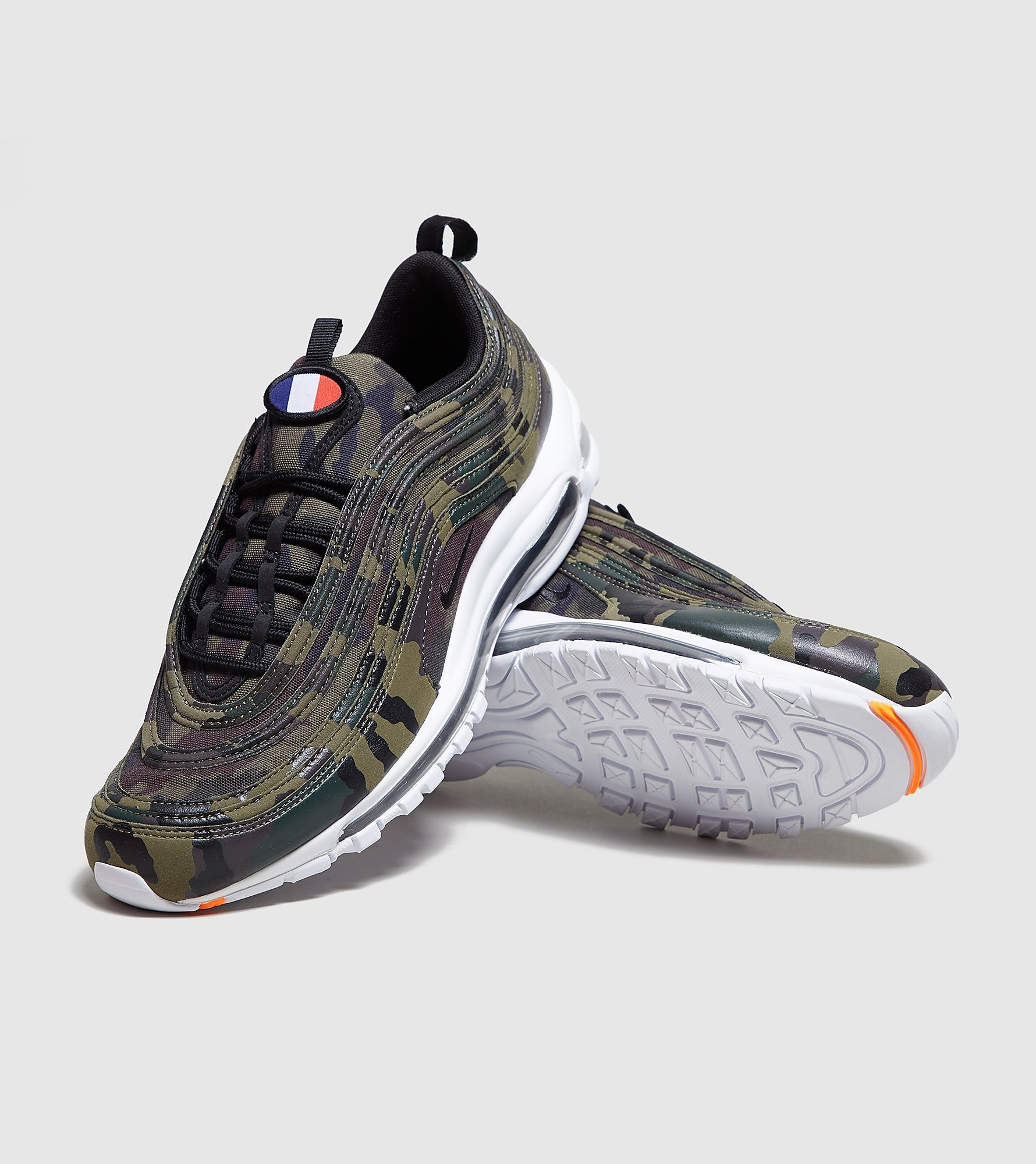 Nike Air Max 97 Camo France