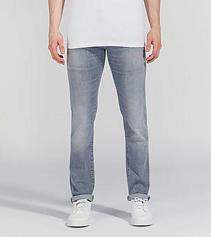 Carhartt WIP Rebel Jeans 'Grey Wash'