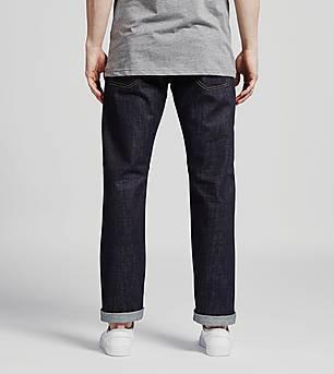 Carhartt WIP Klondike II Blue Tapered Jeans