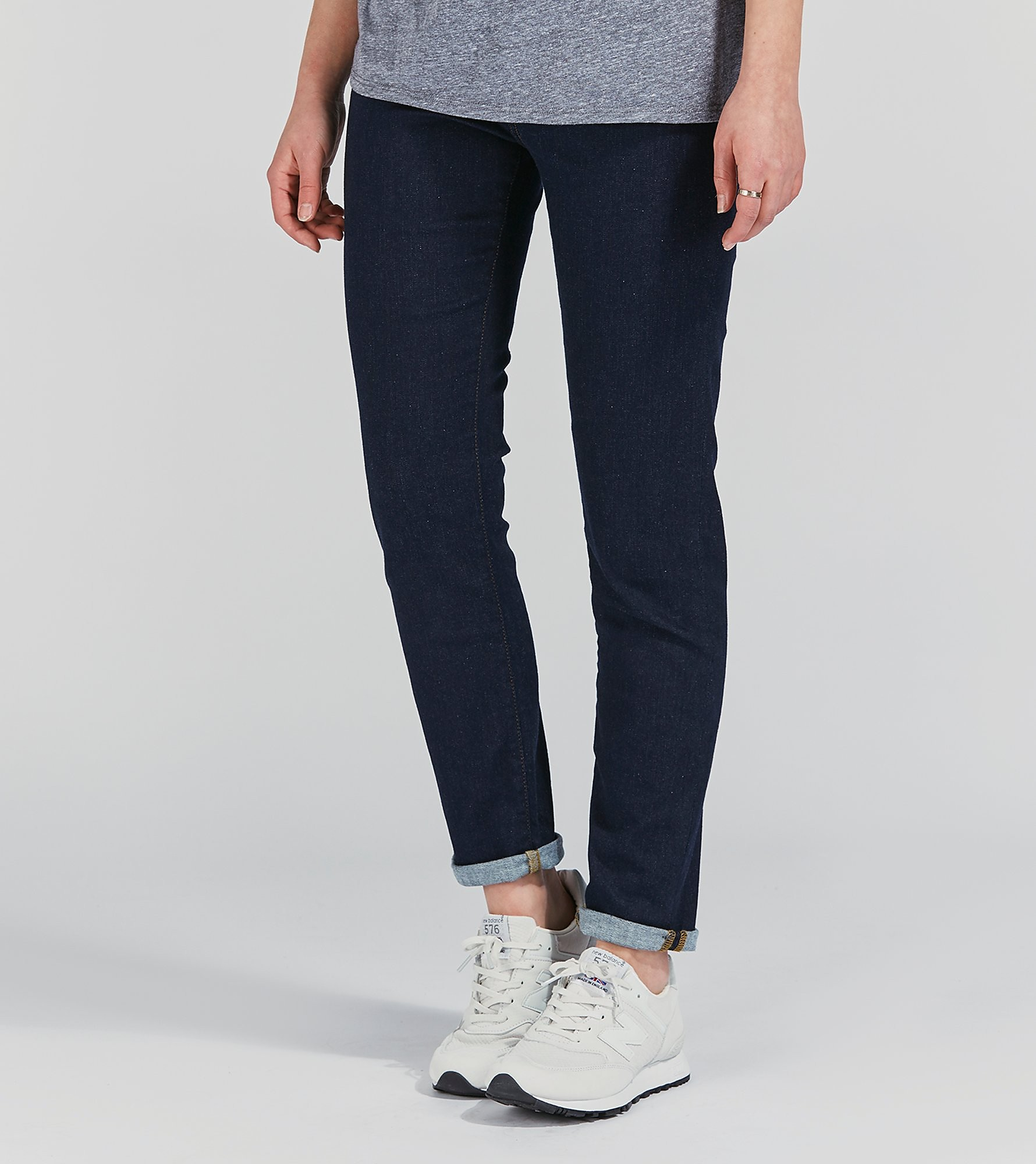 Carhartt WIP Ashley Ankle Denim Jeans