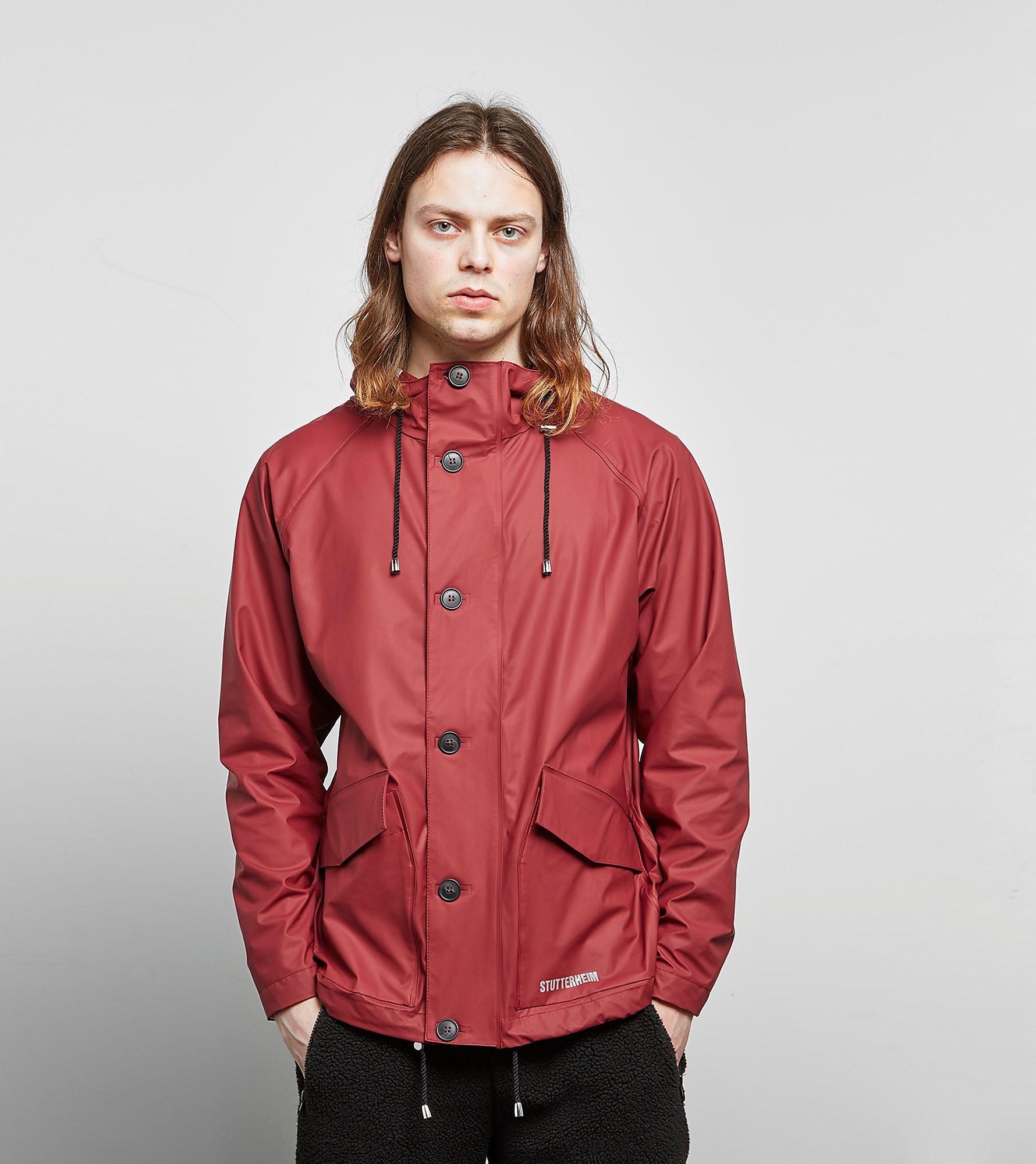 STUTTERHEIM Strenhamra Jacket