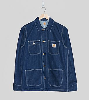 Carhartt WIP Michigan Denim Jacket