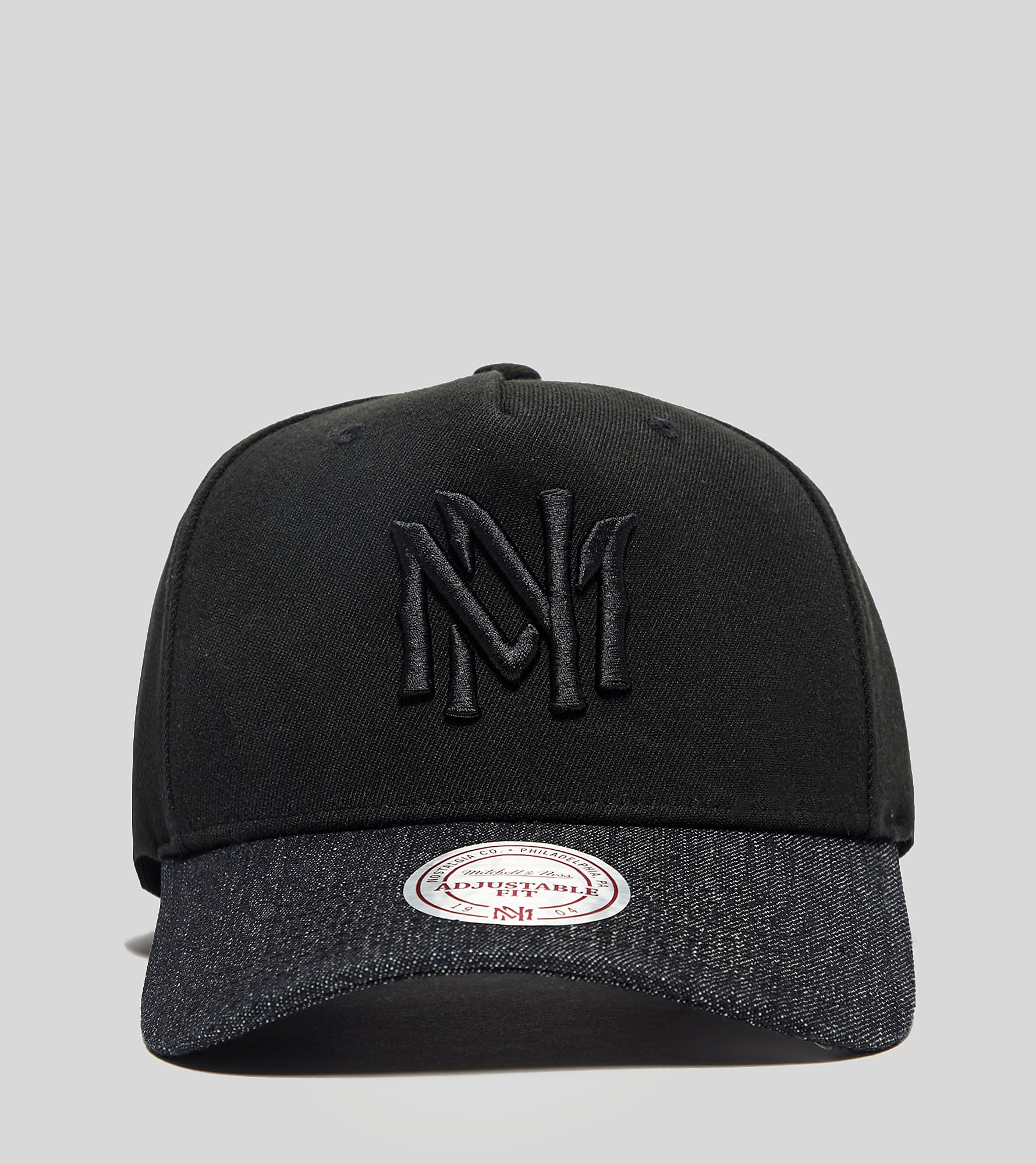 Mitchell & Ness Denim Visor