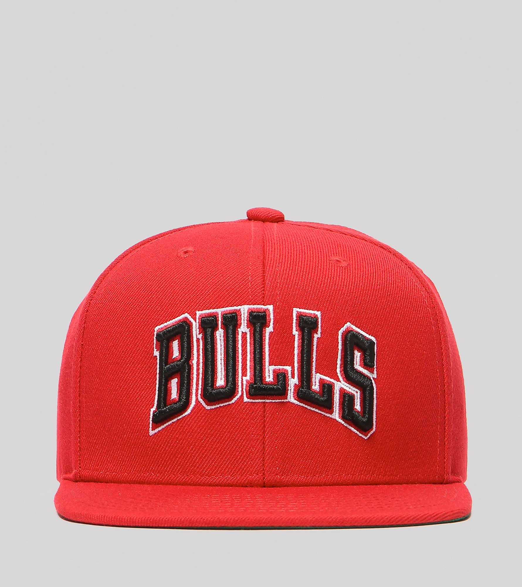 Mitchell & Ness Casquette Solid Bulls Snapback
