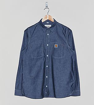 Carhartt WIP Long-Sleeved State Shirt