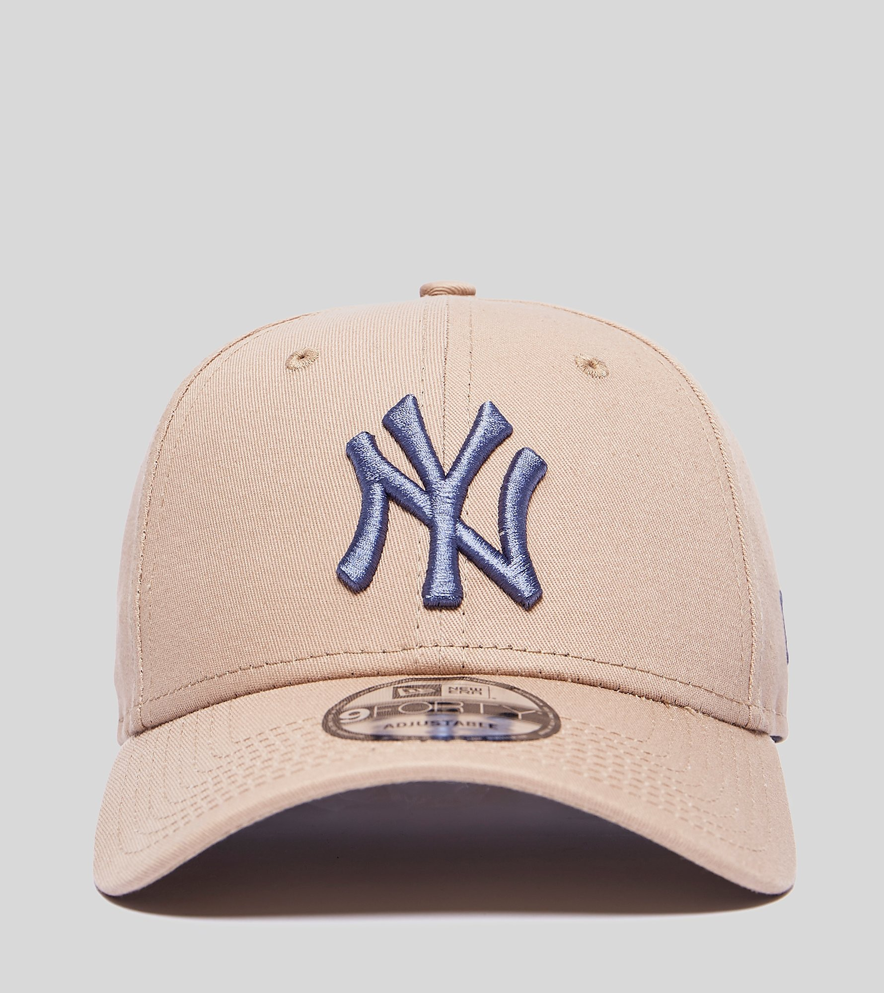 New Era 9FORTY New York Yankees Essential Camel Cap