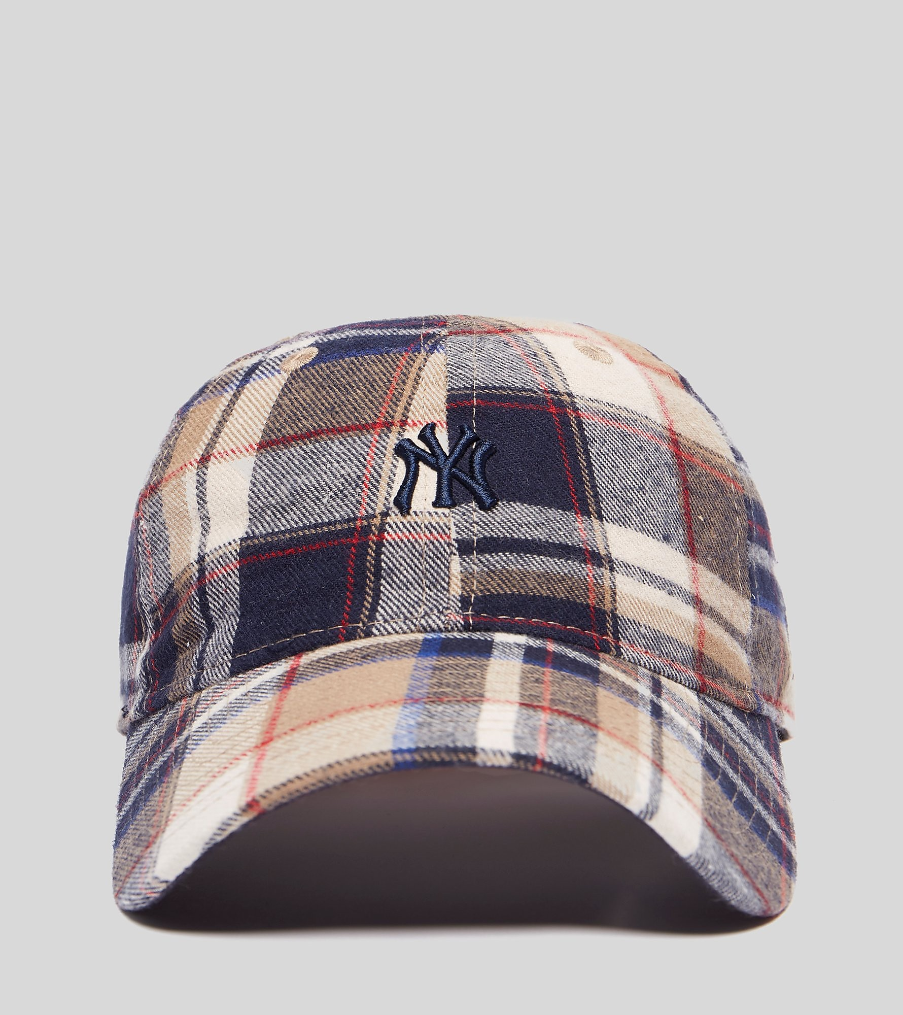 New Era Casquette 9FORTY New York Yankees Plaid