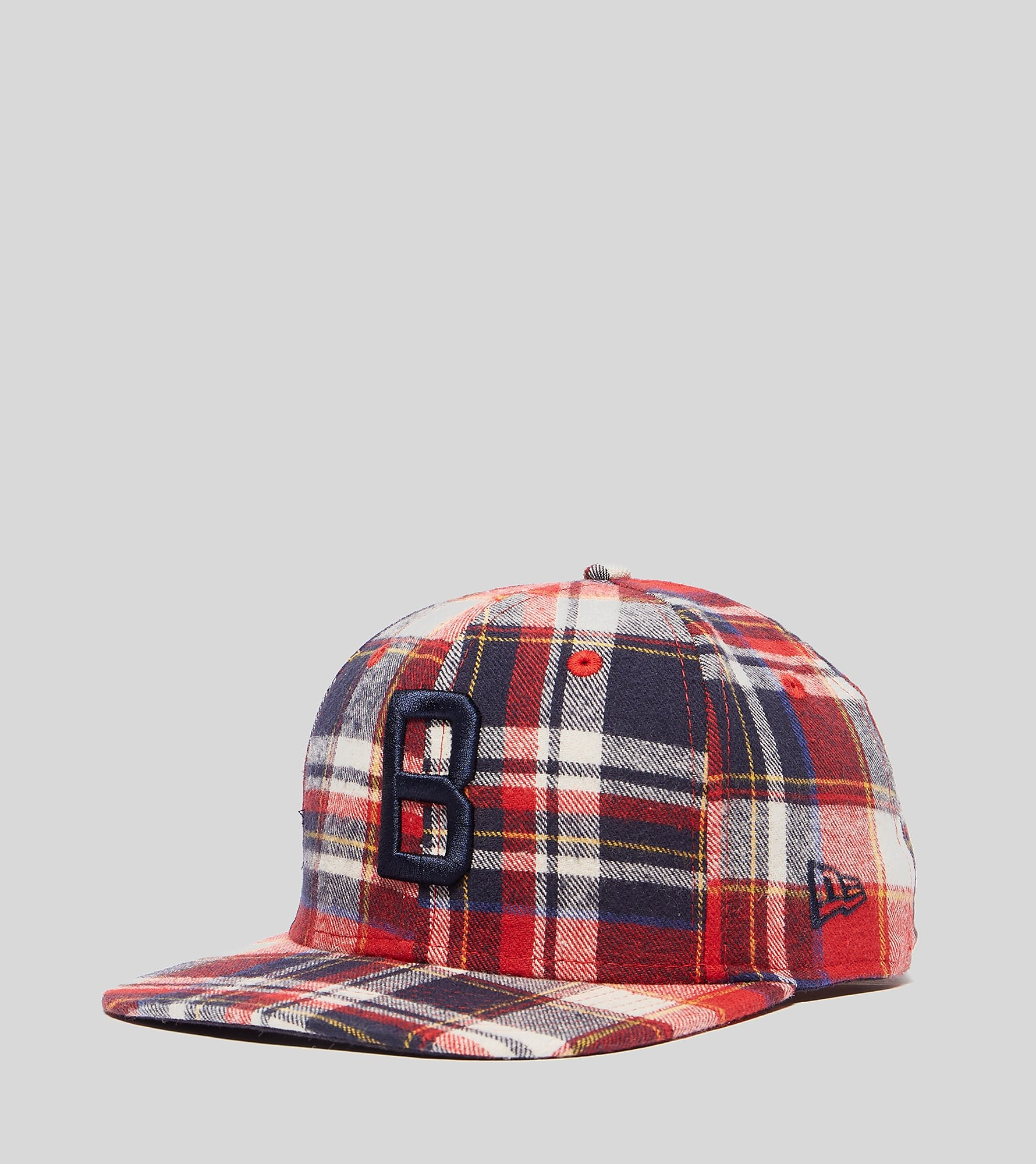 New Era 9FIFTY Plaid Brooklyn Dodgers Cap
