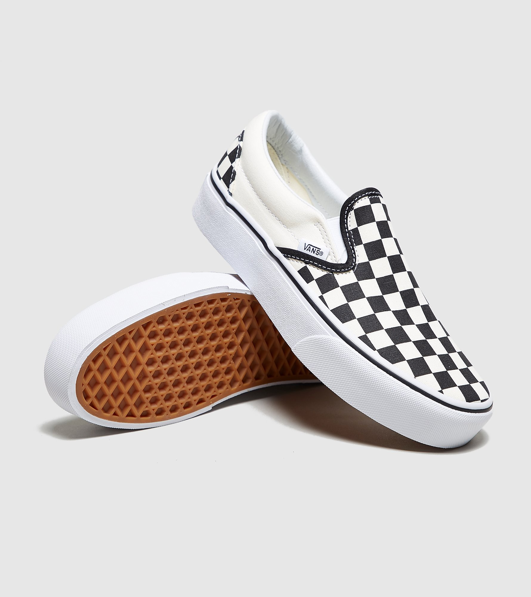 Vans Slip-On Platform Women's
