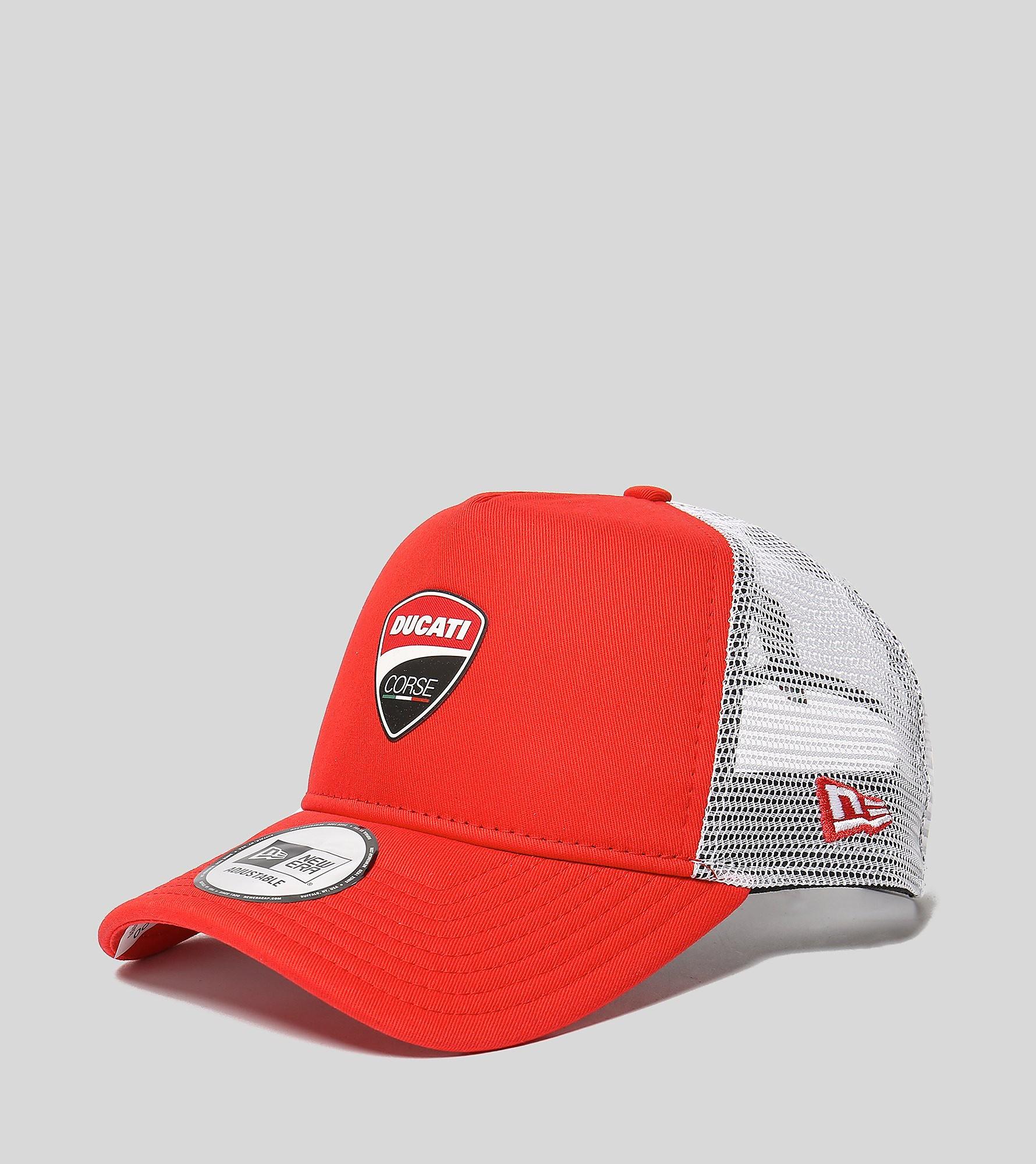 New Era Ducati Trucker Cap