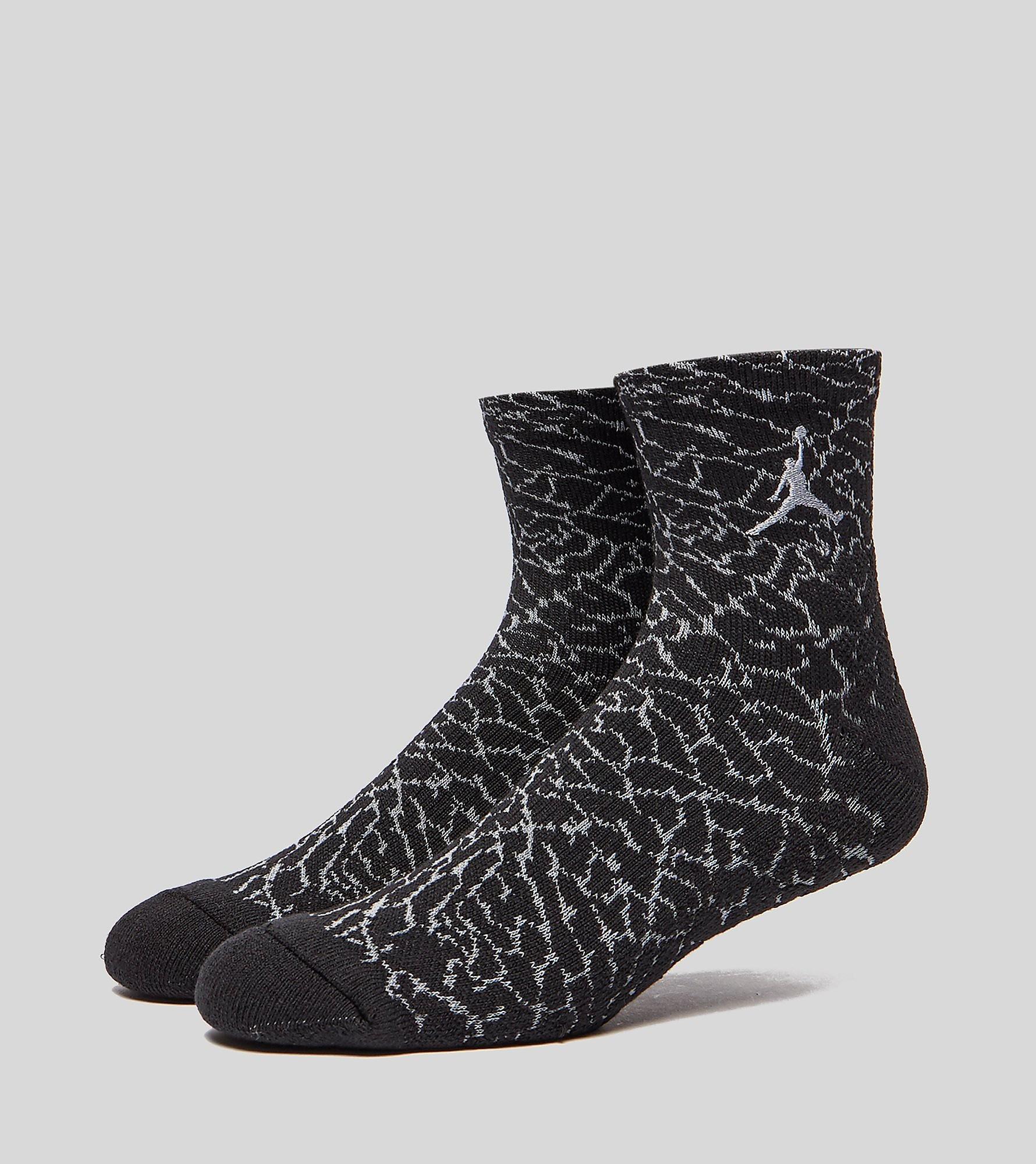 Jordan Full Print Socks