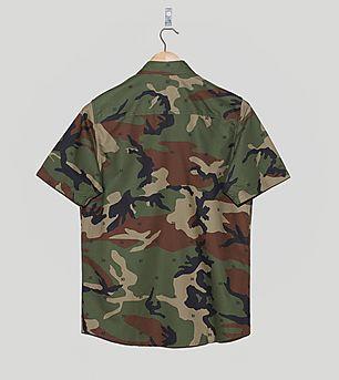 Carhartt WIP Short Sleeve Camo 313 Shirt