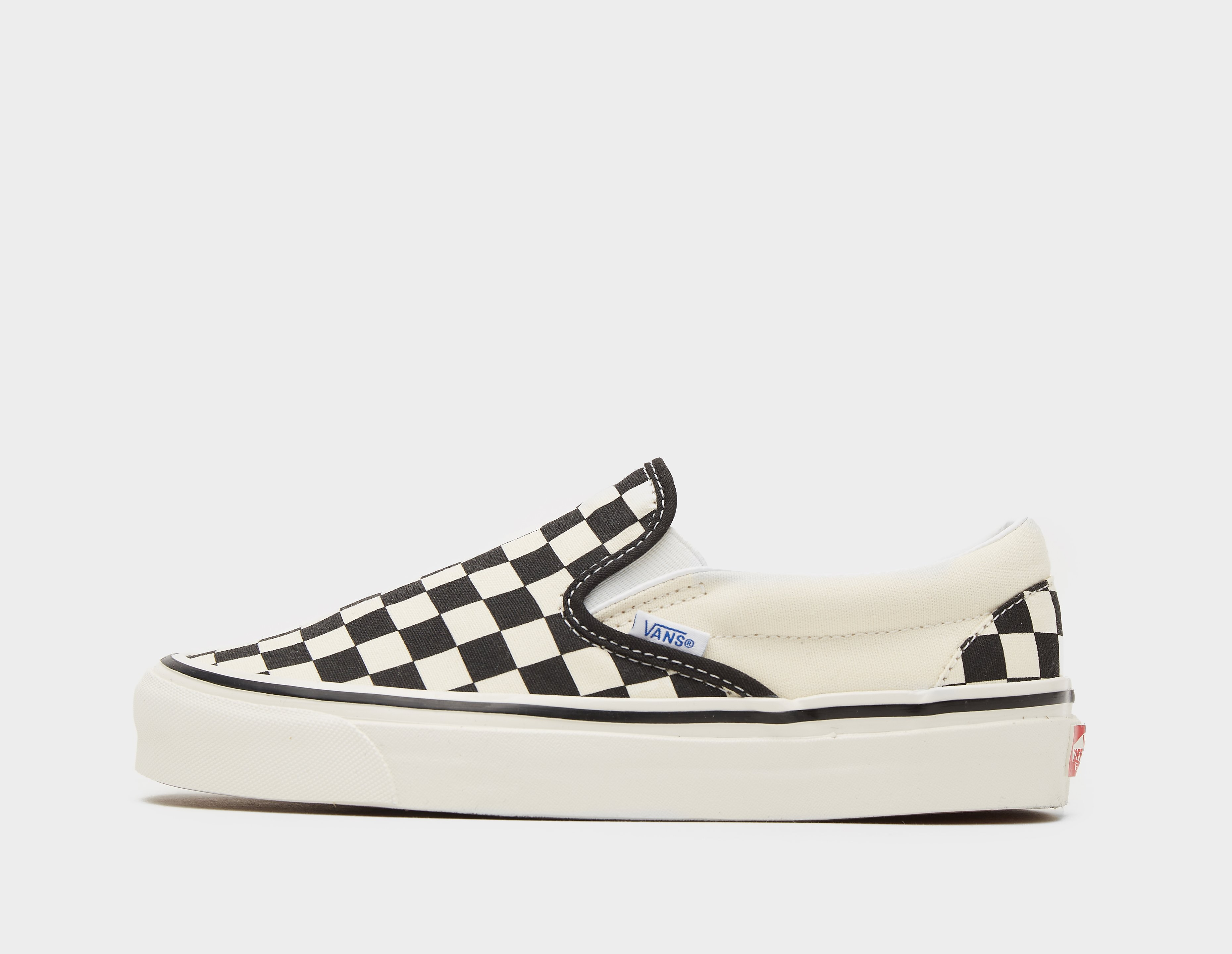 Vans Anaheim Checkboard Slip-On Women's