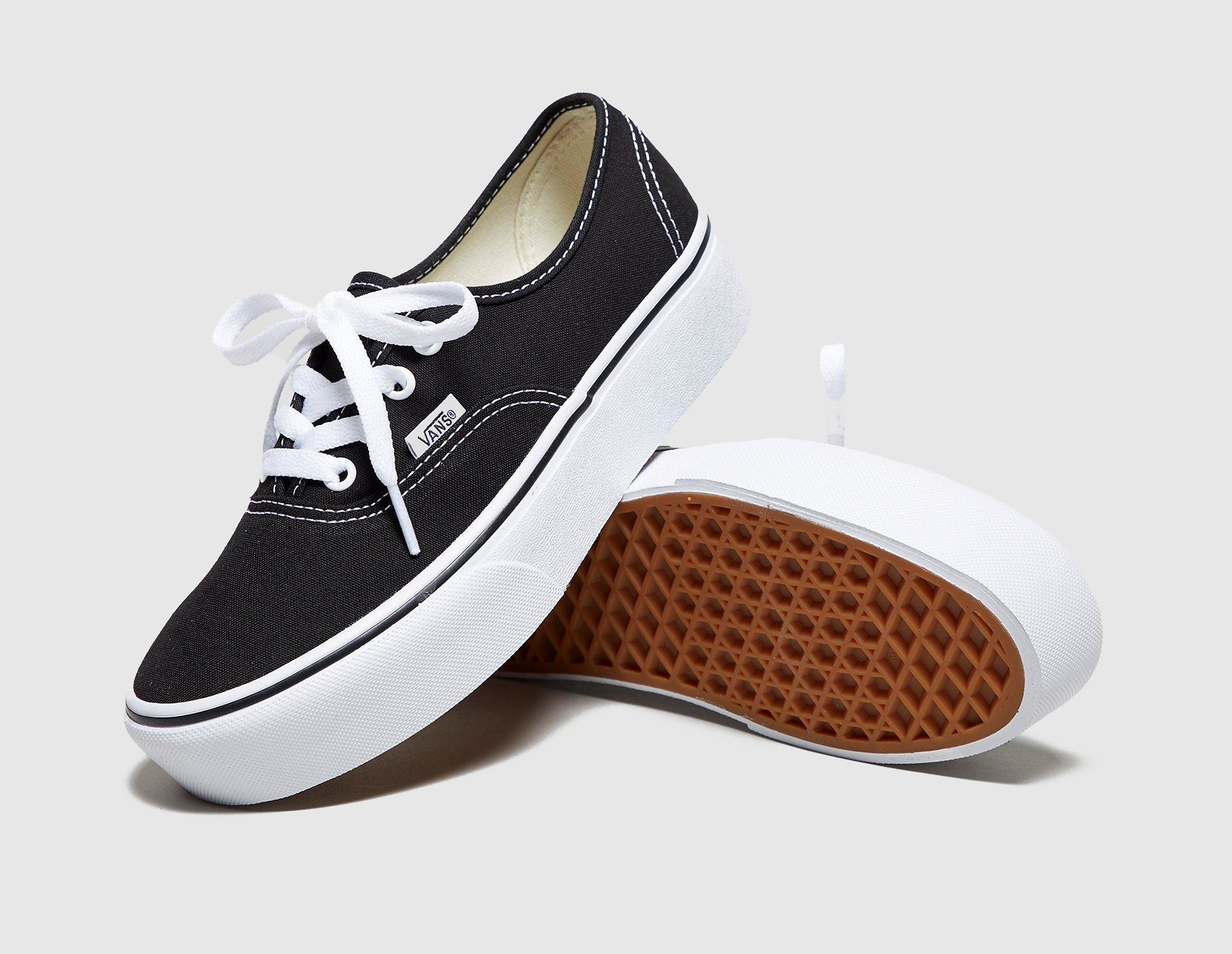 Vans Authetic Platform Women's