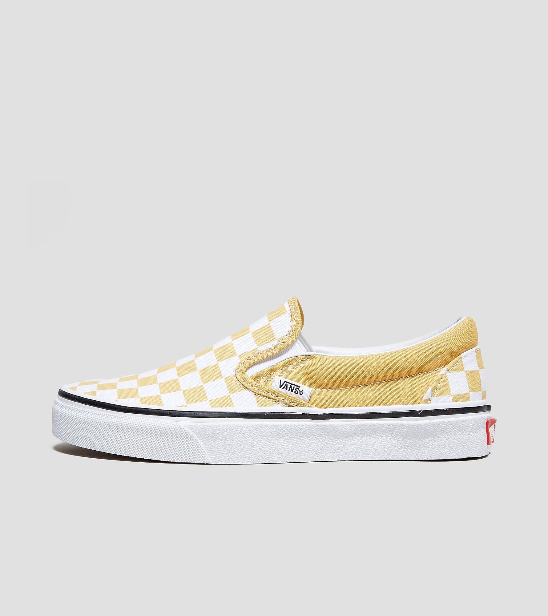 Vans Slip On Checkboard Women's
