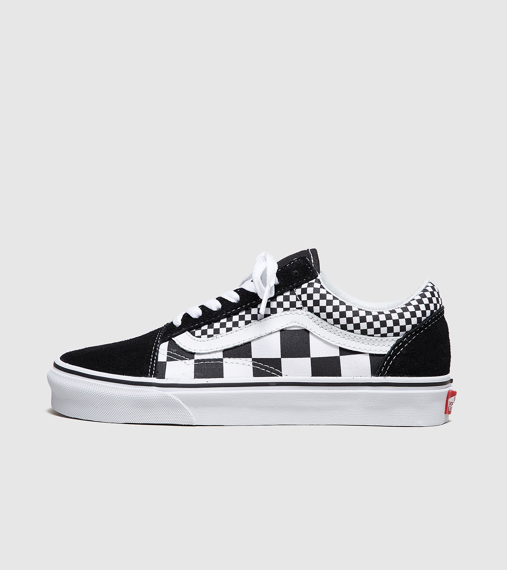 Vans Mix Checker Old Skool Women's
