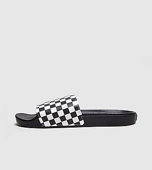 0b19b4ff4e5a Vans Checkerboard Slides ...