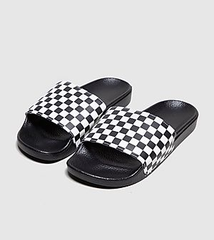 e7e04e7c4e7 Vans Checkerboard Slides Vans Checkerboard Slides