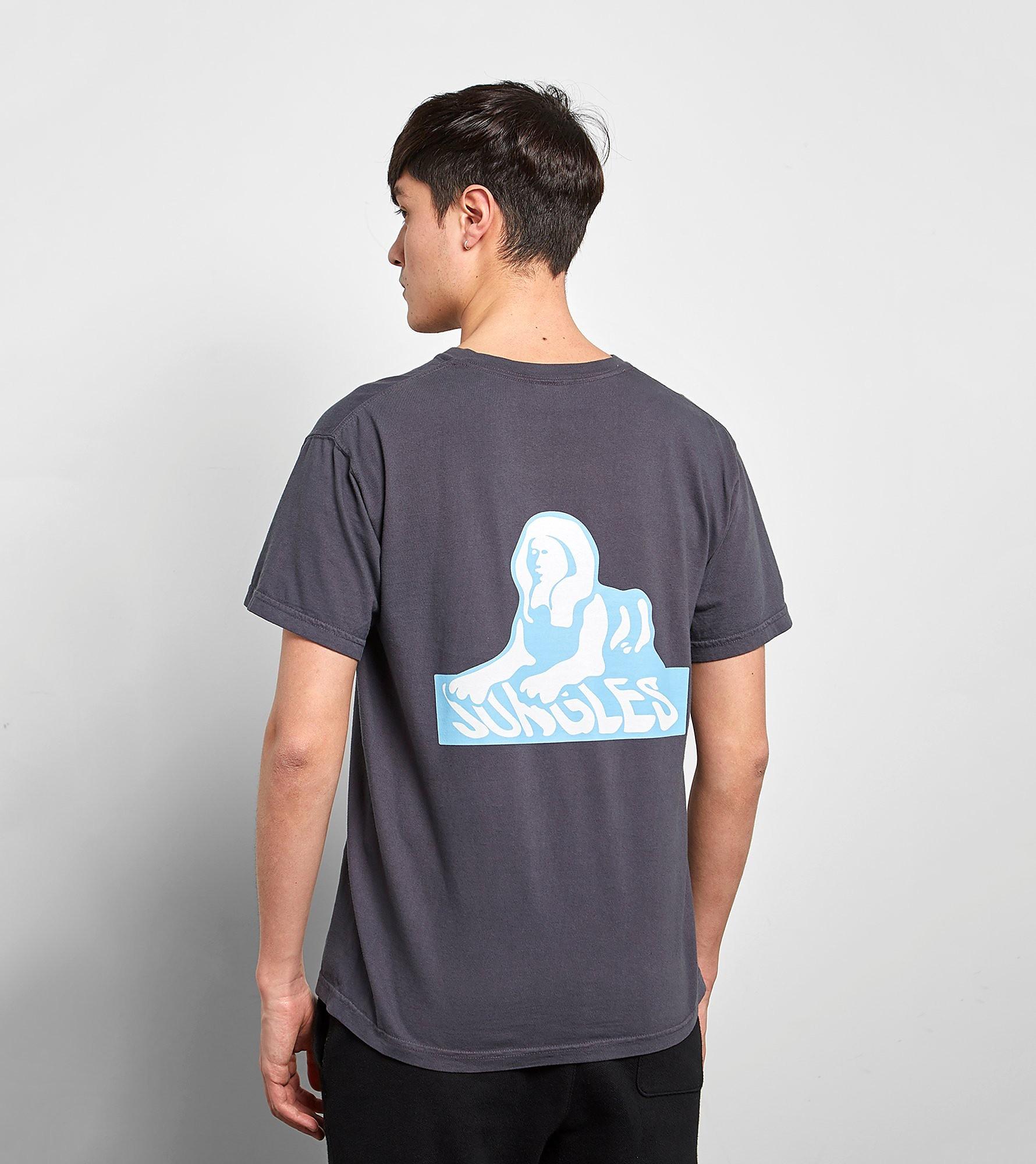 Jungles Jungles T-Shirt Sphinx Logo