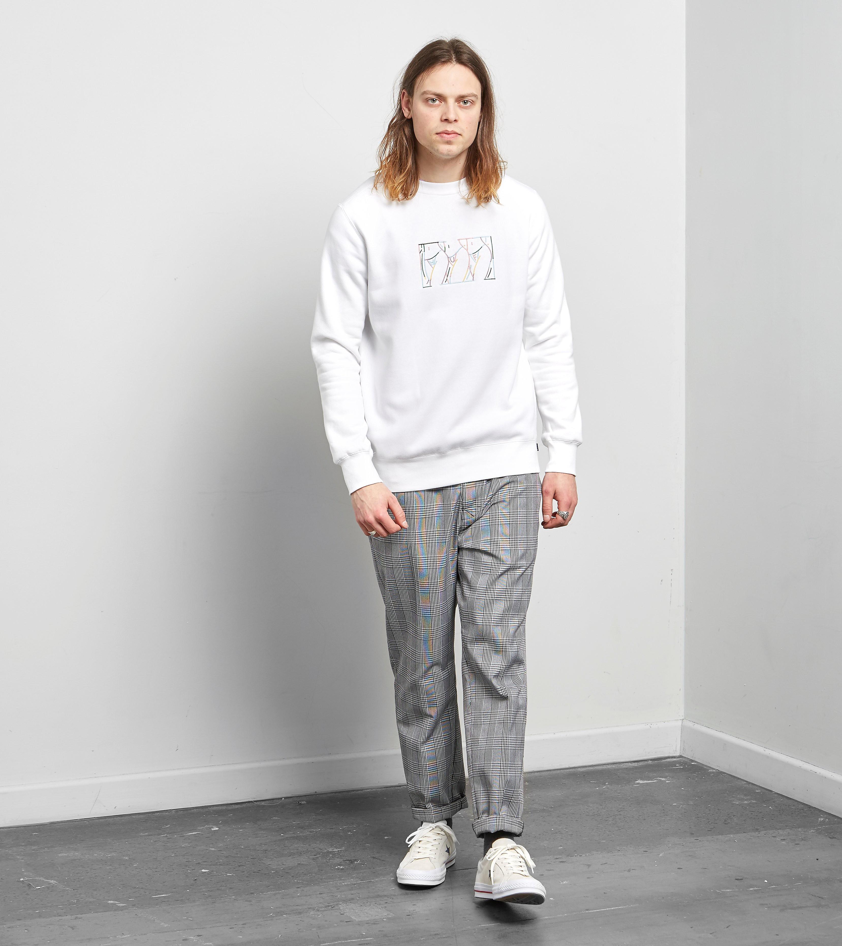 HUF Malibu Fleece Sweatshirt