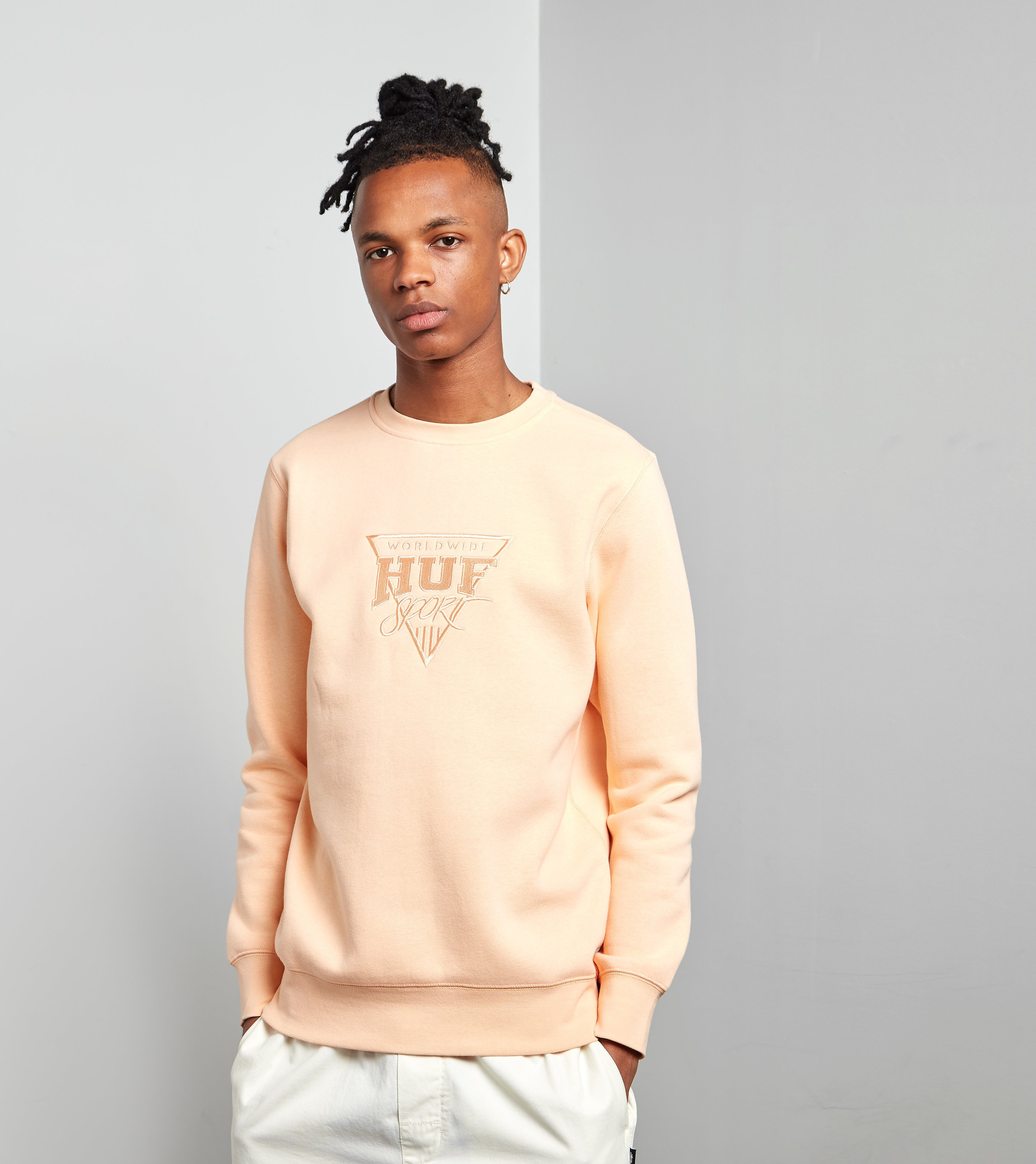 HUF Sport Crewneck Sweatshirt