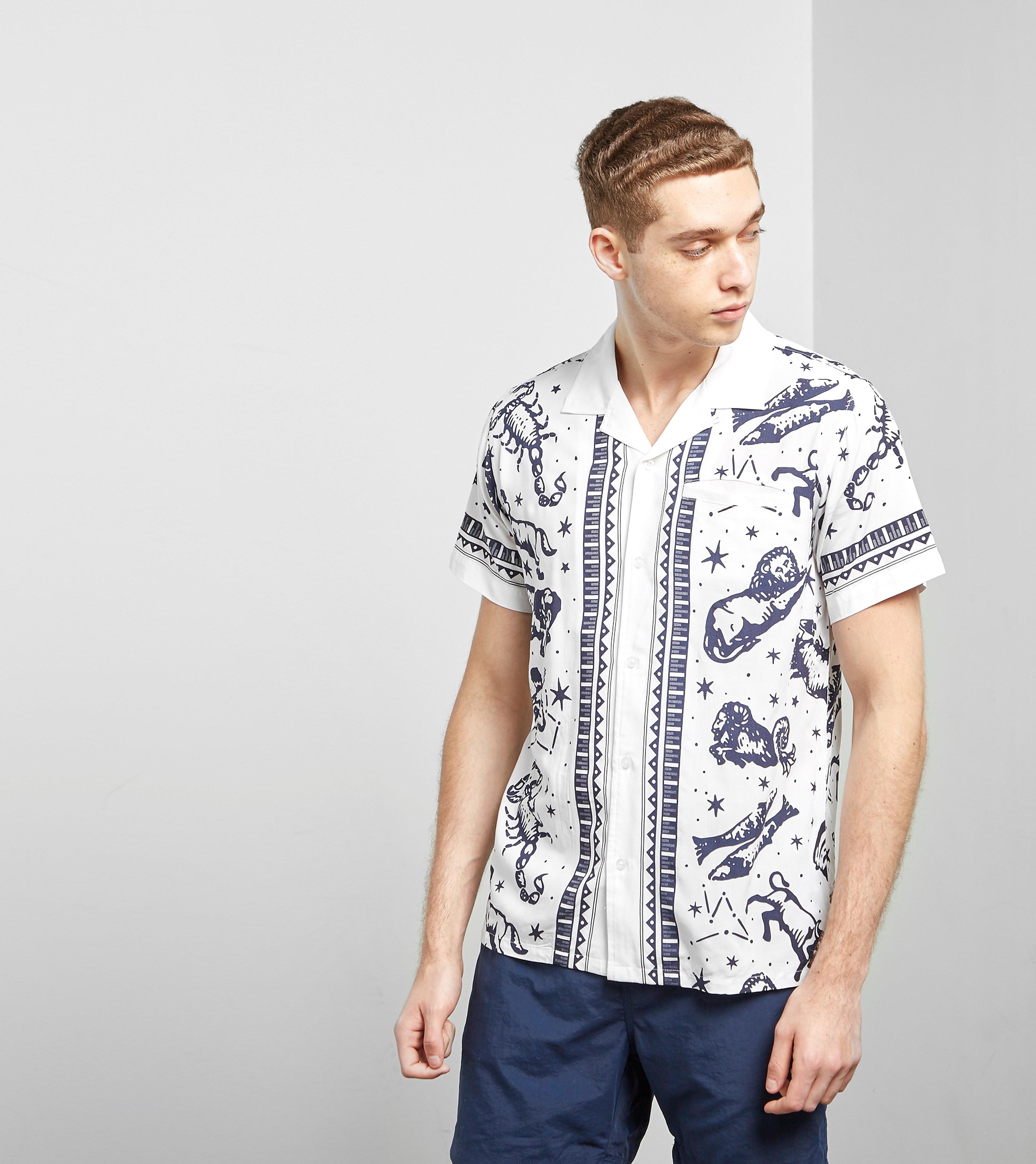 HUF Zodiac Shirt